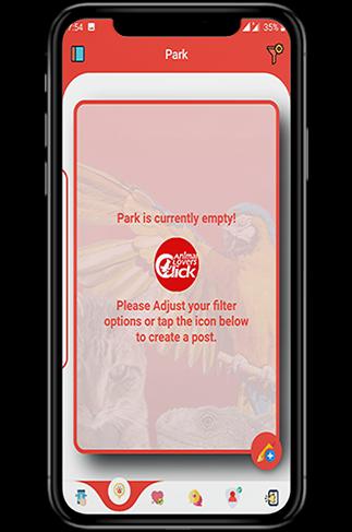 mobile app slider