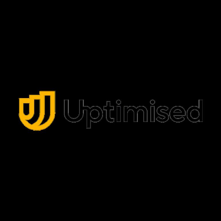 Uptimised logo