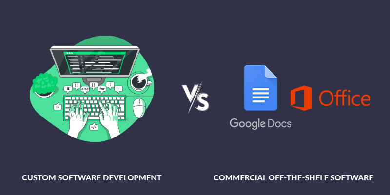 Custom Development vs COTS