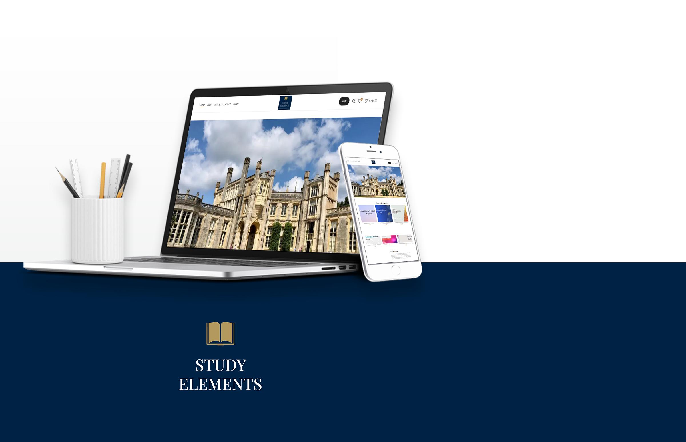 Education Platform Study Elements Marketplace blog