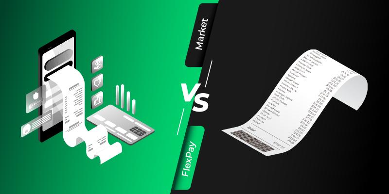 comparison of flex pay vs market